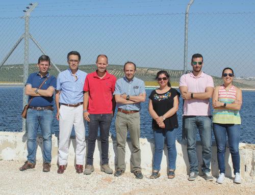 La Comunidad de Regantes del Tintín acogerá la fase de experimentación de REUTIVAR desde la primavera del año que viene
