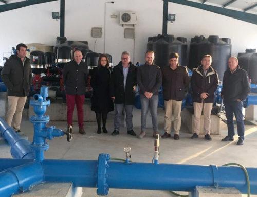 La Comunidad de Regantes Tintín como modelo de gestión de aguas regeneradas
