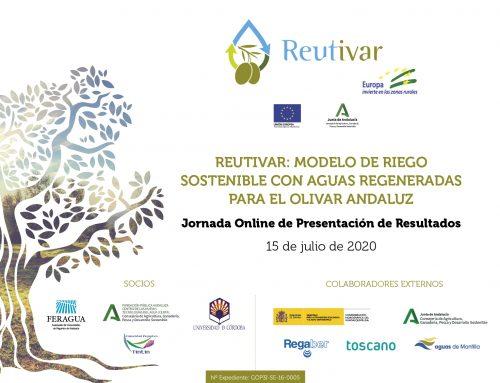 Gran éxito de participación en la jornada final de presentación de resultados de REUTIVAR